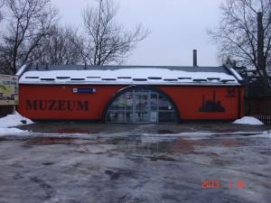 """Muzeum """"Przyrody i Techniki"""" w Starachowicach"""